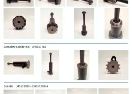 complete spinder kit