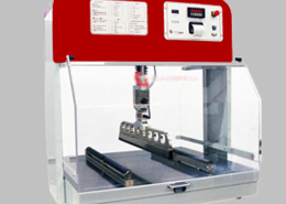 Machine to Measure the Breaking Load